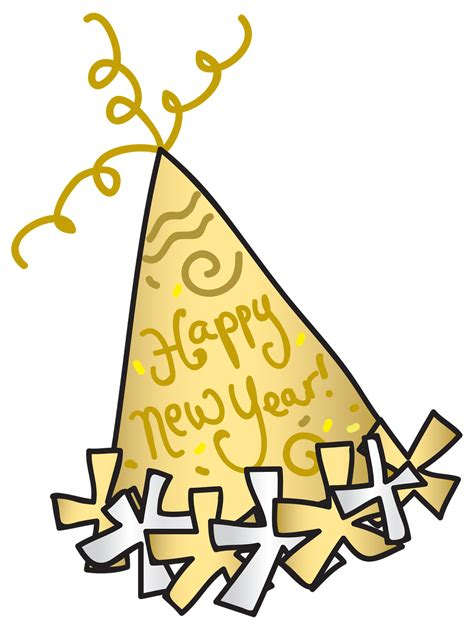 new year png hat clipart happy new year pencil and in color hat