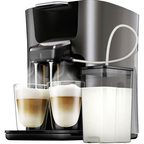 Senseo Milk by Senseo 174 Hd6574 50 Latte Duo Plus Hd6574 50 Pod Coffee