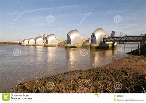 thames barrier animation the thames barrier royalty free stock image image 21948626