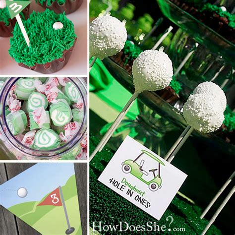 golf theme cake toppers home party theme ideas golf themed birthday party how does she