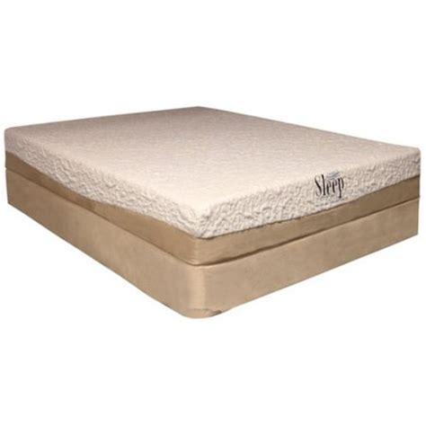 Mattress Walmart by Sleep Options 11 Quot High Gel Memory Foam Mattress Walmart