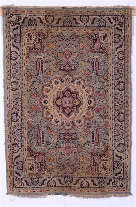 tappeti fatti in casa lotto di due tappeti fatti a macchina inizio xx secolo