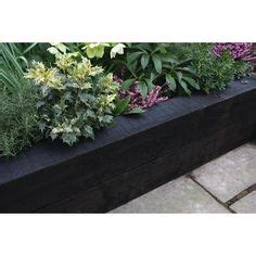 Wooden Sleepers Wickes by 1000 Images About Garden Deck Landscaping On