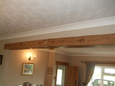 How To Cover Beams On Ceiling by Oak Lintel Oak Mantel Beam Oak Mantel Shelf Oak Beam