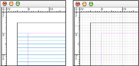 in design layout grid use grids in adobe indesign
