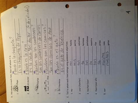 Answer Key To U1e3 Study Guide Pg 4 Jpg