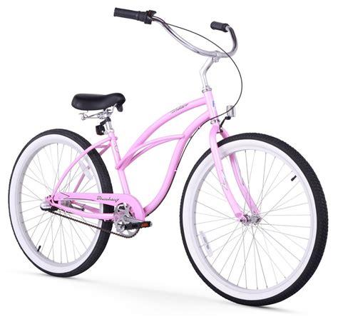 light pink beach cruiser firmstrong urban 24 quot women s beach cruiser