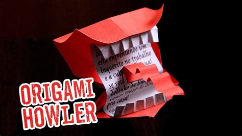 Harry Potter Origami - papercraft harry potter hogwarts paper model