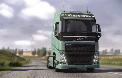 new volvo fh truck screenshots with new volvo fh 2013 interior soon