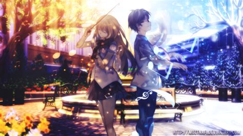 wallpaper hd anime shigatsu wa kimi no uso shigatsu wa kimi no uso wallpaper by muztnafi on deviantart