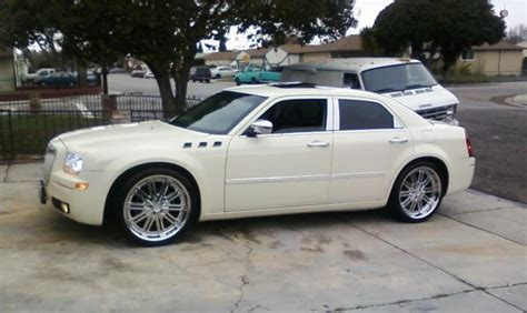 2005 chrysler 300 rims 24 quot rims or 22 quot 3pc rims which one is better chrysler