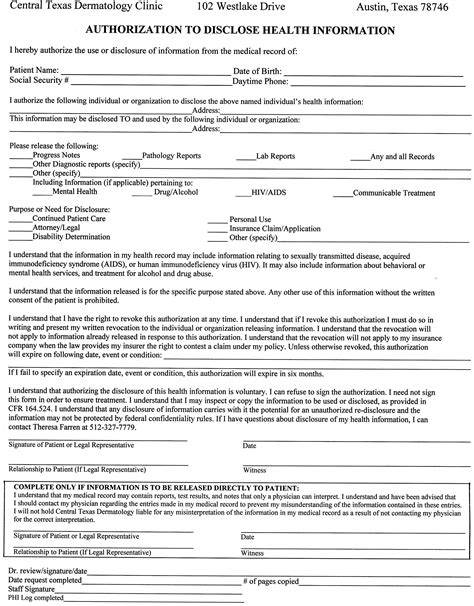 forms and templates toastmasters for texas central business forms medical records release form formats of