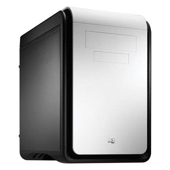 Cube Gaming Savora White Matx No Dvd Include 1x120mm Led aerocool dead silence cube black white ln54514 en52360 scan uk