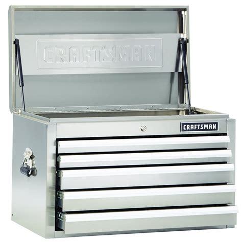 craftsman 5 drawer tool chest craftsman 113575 32 inch 5 drawer premium heavy duty
