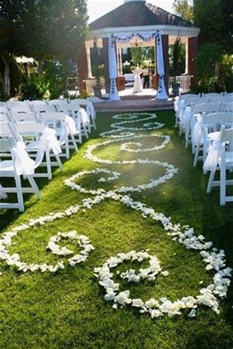 Wedding Aisle Outdoor Ideas by 20 Wedding Ideas To In 2015