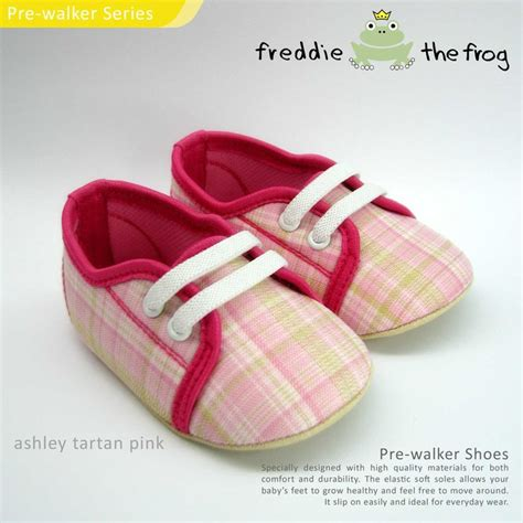 Sepatu Polka Black Anti Slip prewalker shoes sandals by freddie the frog jce shop