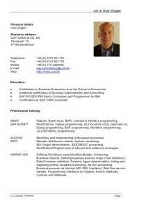 european cv template doc vorlage muster muster intro vorlage muster vorlage simple