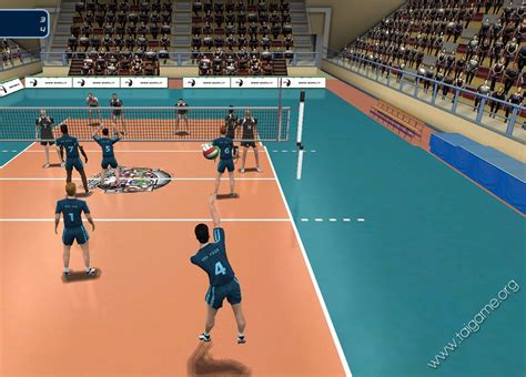 download game volleyball mod download game international volleyball 2017 full version