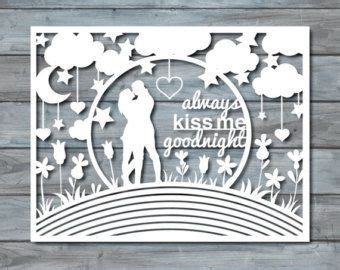 wedding papercut template the world s catalog of ideas