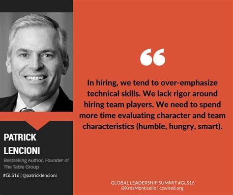 The Ideal For You Or And Smart At 2 by Quot In Hiring We Tend To Emphasize Technical Skill We