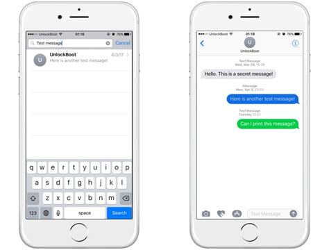 on iphone messages how to search messages on iphone whatsapp imessage