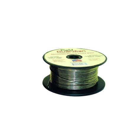 field guardian 150 ft 15 aluminum wire af15150