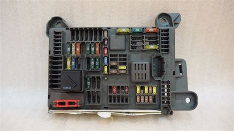 Bmw X5 E70 Fuse Box Sam Rear Power Distribution Box