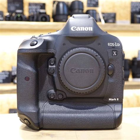 Canon Eos 1dx Ii used canon eos 1dx ii dslr harrison cameras