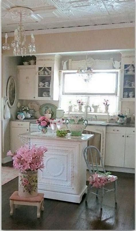 shabby chic kitchen decorating ideas 35 awesome shabby chic kitchen designs accessories and