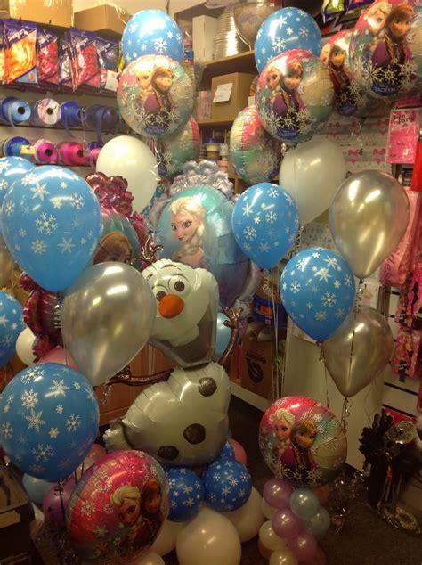 enchanted weddings  bristol frozen party balloon