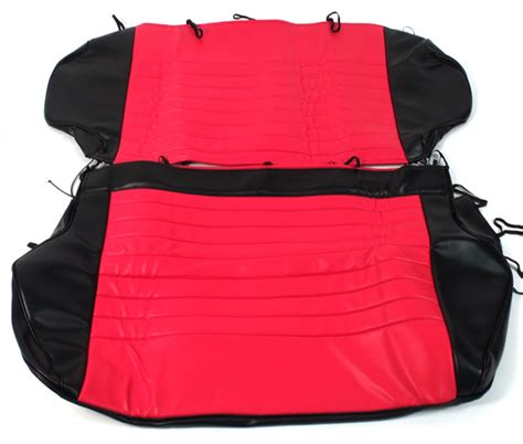 fiat 500 seat covers fiat 500 anatomical seat covers new ebay