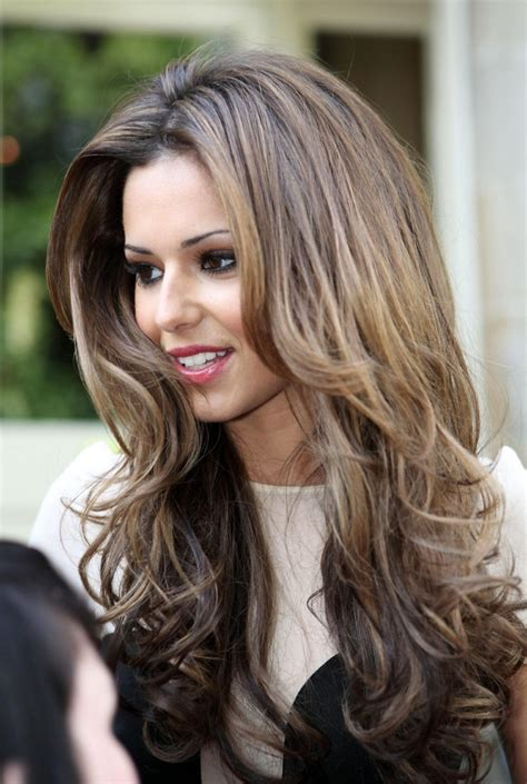hairstyles with lots of color keeping a lot lighter on top and gradually get darker with