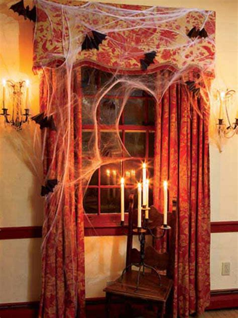 diy creepy halloween decorations 36 best spooky diy decorations for halloween