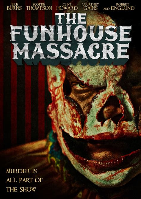 the fun house the funhouse massacre shout factory cinedigm