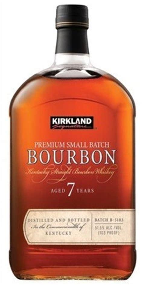 Costco Knob Creek by Kirkland Signature Bourbon Bar