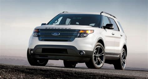 Ford Explorer Sport 2013   NEW CARS