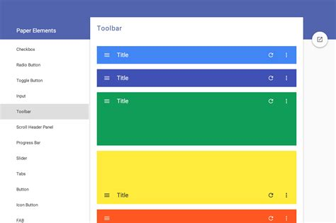layout elements polymer material design frameworks that you should know 5neo be