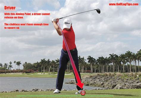the golf machine swing the aiming point concept from the golfing machine golf