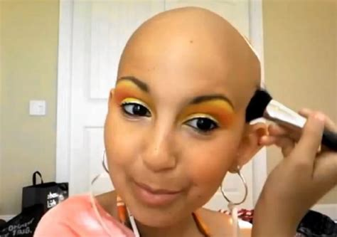 makeup tutorial teenager youtube teen star talia dies from cancer ny daily news