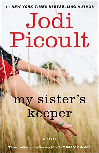 My Keeper By Jodi Picoult jodi picoult my s keeper second glance book