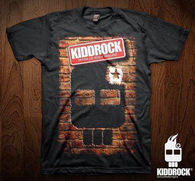 Kaos Unkl Black kiddrock ori distro bandung