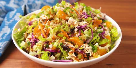 chinese chicken mandarin salad    chinese