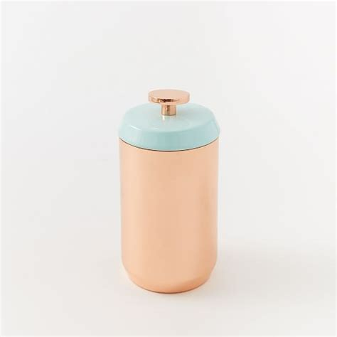 copper canisters kitchen copper kitchen canisters elm