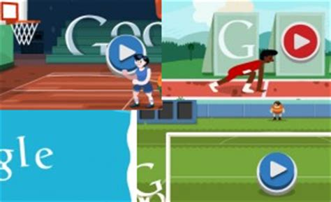 doodle olympics play we can still play the playable doodles hurdles