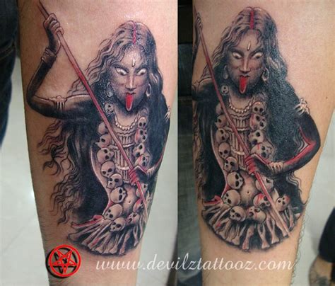 kali tattoo 1000 ideas about kali on shiva