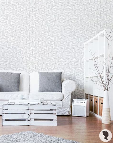 removable wallpaper adhesive the 25 best cube pattern ideas on pinterest sacred