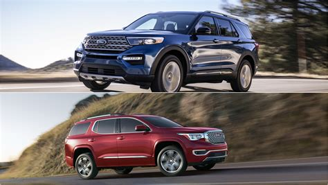 2020 gmc vs ford 2020 ford explorer st wallpaper ford review release