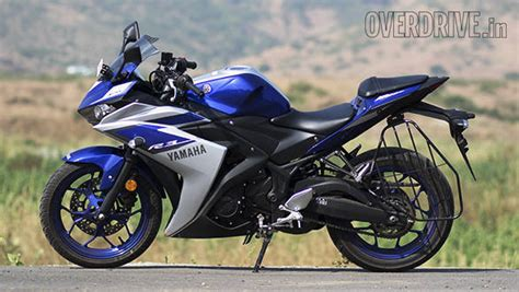 2015 Yamaha YZF R3 Road Test Review (India) Review   Road