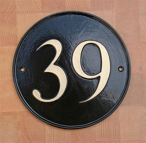 house number signs round house number sign house number signs cast house number signs house signs