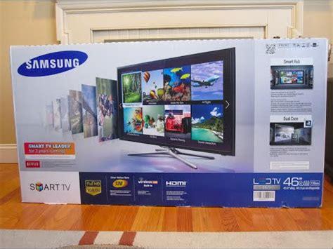 Tv Led Samsung F5500 unboxing setup samsung led f5500 series smart tv 46
